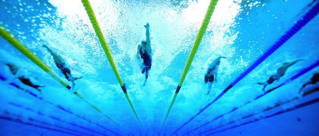 Doskonalenie pływania